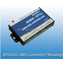 RTU5011 GSM RTU controller with SMS every 24 hour interval ,gsm rtu sms controller, GSM SMS led light bar controller