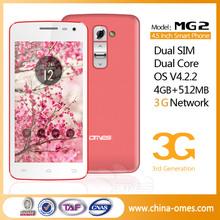 Shenzhen cheap price free logo wifi TV 3G mtk factory mobile phone