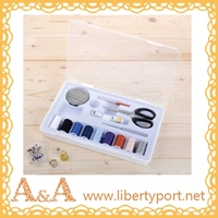wholesale sewing kit including complete sewing tools with complete sewing function sold in supermarket directly