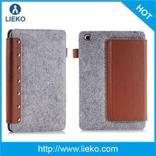Leather case for iPad mini/mini2/mini3