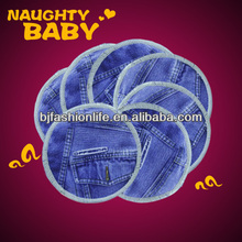 Washable reusable mommy nursing breast pads breast feeding pads milk pads