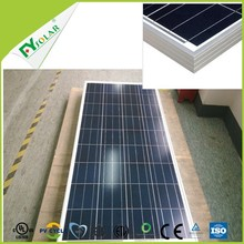 high quality 100W poly solar panel, cheap price, manufacturer in china