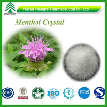 GMP manufacture supply natural herbal menthol crystal