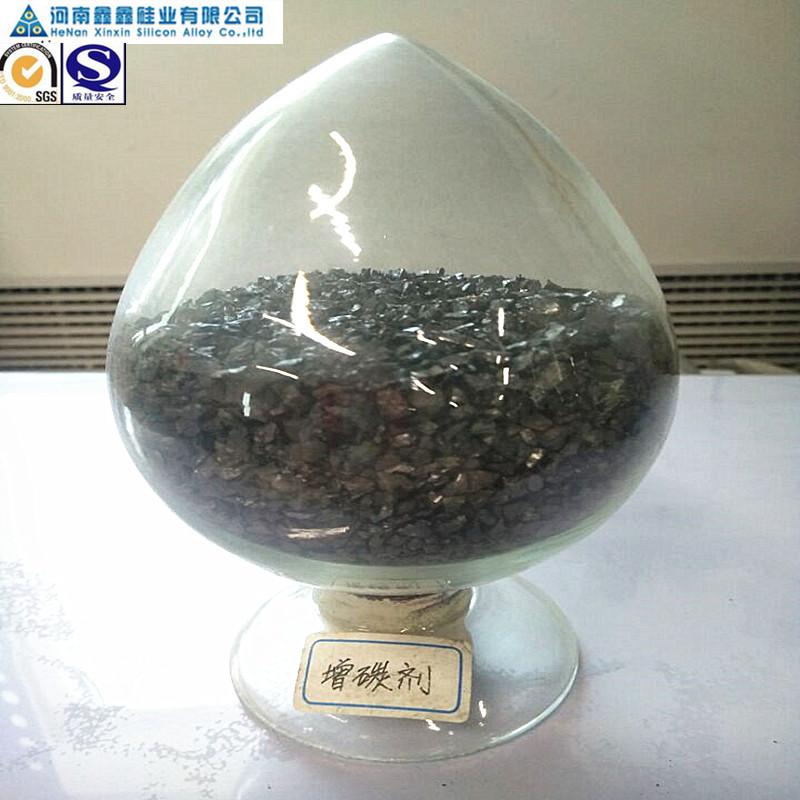 Çin tedarikçisi yüksek kaliteli 3-8mm karbon katkı kalsine petrol kok TBM