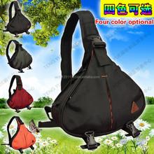 High quality professional photography bag shoulder triangle Crossbody Bag 0170 digital SLR camera bags