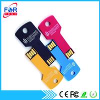 Nice USB Flash Drive Key for Business Promo Company Gift USB Key Shape