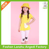 Baby girl clothing sets with t shirt and leggings