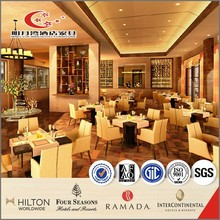 Restaurant dining tables and chairs, Hotel dining furniture set