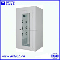 SAT150404-5 EAS-800AR(AS) Economic Manual Air Shower Room