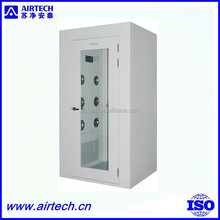 SAT150404-5 EAS-800AR(AS) Economic Manual Air Shower Room