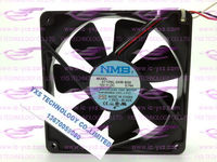 Japan NMB 12cm Case fan 12025 12V 0.74A 4710KL-04W-B59 Two Ball
