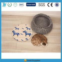 pet cat house cat bed