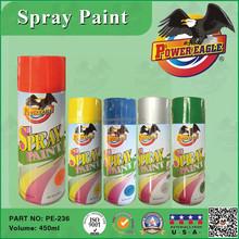 PE First-Class Matt Black Spray Paint