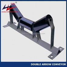 Wholesale 3 roll trough rollers conveyor manufacturer, trough conveyor roller with 3 rolls