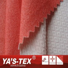 Red White Stripe Diamond Jacquard Weave Polyester Spandex Cooldry Fabric Wholesale For Beach Shorts