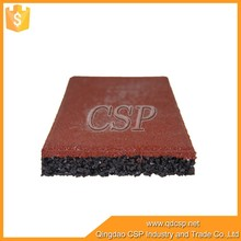 China High Quality Rubber Flooring/Type Rubber Patio Tile/cheap rubber floor mat/fitness outdoor basketball flooring