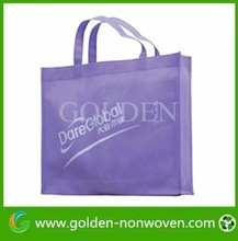 Customized top quality ultrasonic non woven bag/tnt nonwoven bag /eco non-woven bag