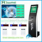 Sistema de Gestão de Fila de Alta Qualidade Sem Fio (wireless) para Banco 17 polegadas com o melhor programa (software)
