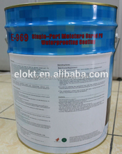 better tensile strength polyurethane waterproof paint for aquaculture, reservoir