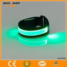 digital silicone bracelet watch/christmas bracelet/hand made bracelet