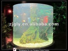 Ocean big Acrylic Aquarium Acrylic Fish Tank