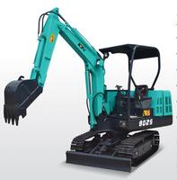 2.5T Mini Farm Excavator