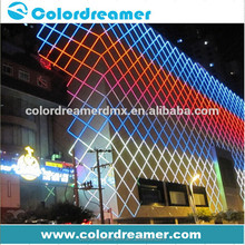 Colordreamer Music interactive dmx rgbw linear for Club artnet controllable 16/20pixel 10W