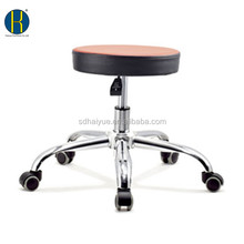 Durable Leatherette Seat Swivel Cleanroom Chair HY1024-260