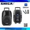 AK15-201 Top Selling 2015 Portable Waterproof Speaker Bluetooth With Echo