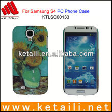 custom mobile phone protective case for Samsung S4