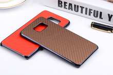 Carbon Fiber PC Cell phone Case for Samsung Note 5, for note 5 pc back case