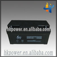 Maintenance free Aokete 80ah off grid battery recycling equipment