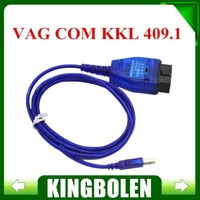 2015 Top selling VAG COM KKL 409.1 For VW Ad Diagnostic tool USB VAG KKL 409 Interface vag-com 409