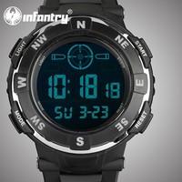 Infantry New Fashion Alarm Chronograph quartz 3ATM Watch