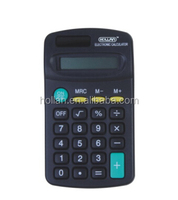 Government Order 8 digits solar function calculator