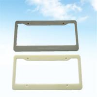 Wholesale Decorative Plastic License Plate