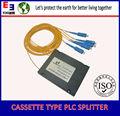 tres años de garantía Sólo la fibra splitter plc