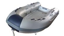2015 new design top-sale high-speed semi-rigid inflatable boat rigid inflatable rib boat