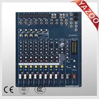 YAZOO hot sale high quality 12 channel professional audio mixer MG-124