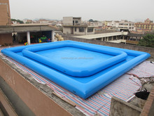 large inflatable pool, children bubble inflatable pool for sale