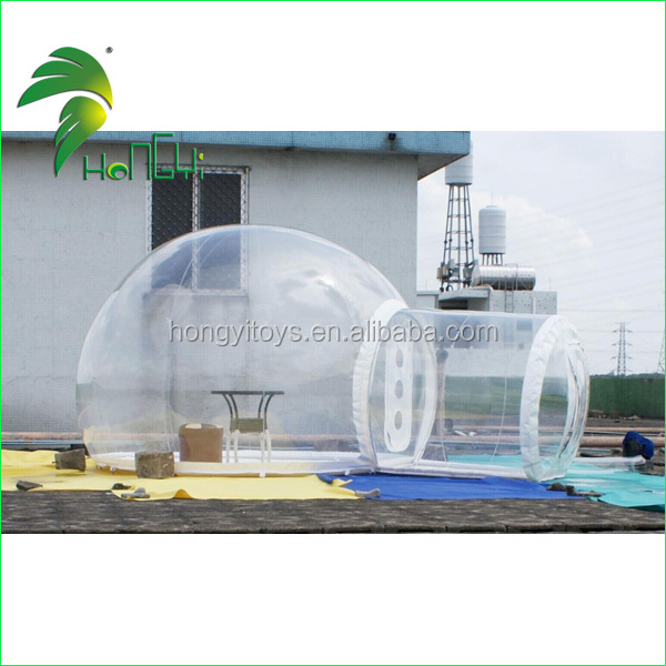 inflatable clear bubble tent (21)