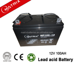 storage battery best price 12v 100ah with wholesale