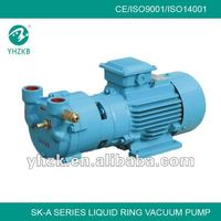 electrical and mechanical vacuum pump