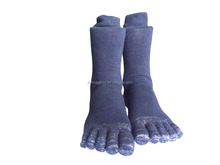Antimicrobial Socks With Silver Fiber