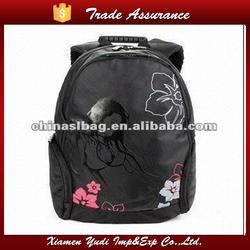 Hot sale polyester waterproof laptop backpack