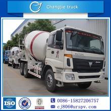 Foton drum concrete mixer for sale in dubai