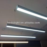3528 5050 flexible led strip Aluminium Led profiles- alu profiles pendant light