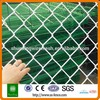 PVC Coated chain link wire mesh, chainlink fence
