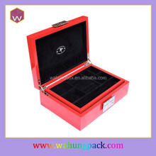 Latest paint antique wood jewelry box manufacturers China( WH-2980-1-JP )