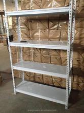 Popular angle iron rack, light duty angle iron rack, metal storage angle iron rack